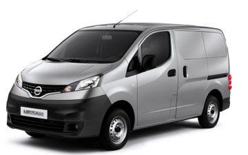 Reserva Nissan NV200 Carga