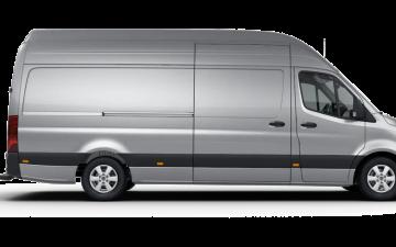 Reserva Mercedes Sprinter XL