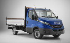 IVECO Camion Abierto