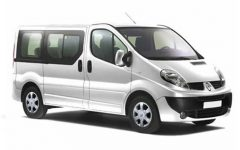 Renault MiniBus 9 plazas